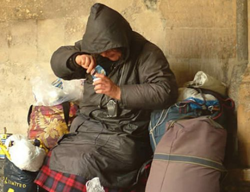 Pranzo Natalizio per i poveri della nostra Parrocchia